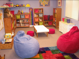 Literacy center I created for children at women's shelter in Denver CO-Riley Carney Colorado - High School