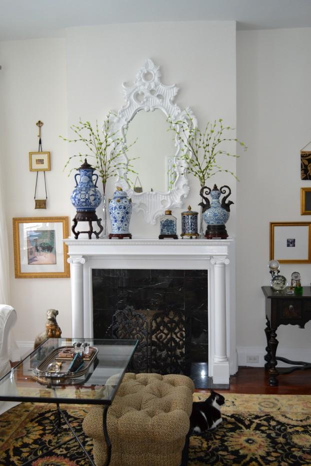 Mamie Livingroom
